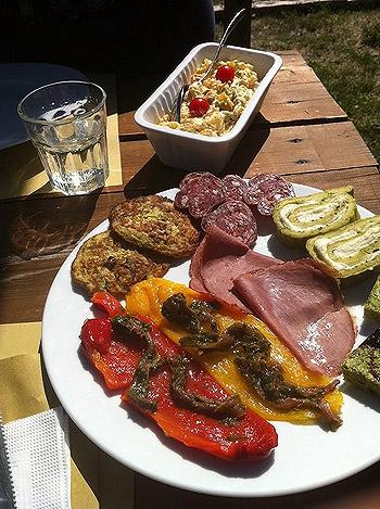 Cucina a Viviere